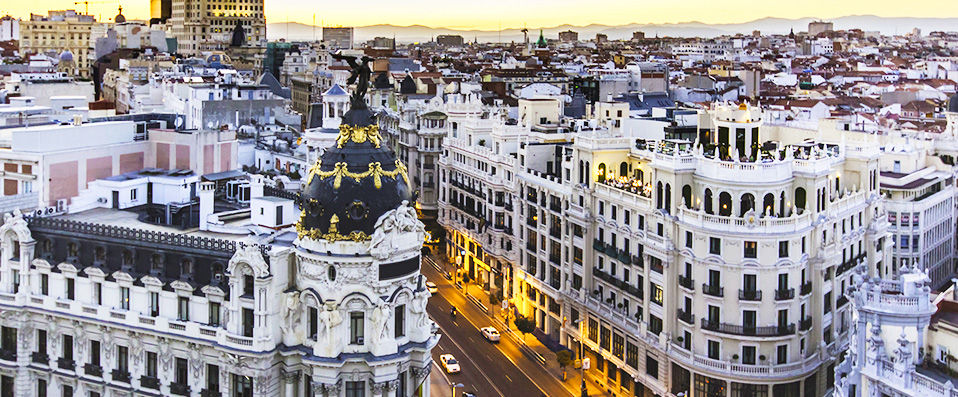 The principal madrid verychic exceptional hotels - The principal madrid hotel ...