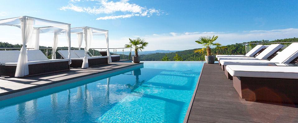 Domaine de Chalvêches **** - Ardèche - hotel - vente-privee - promo - vente-flash - verychic